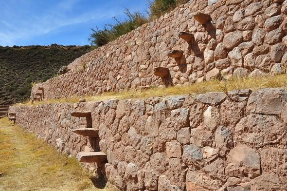 La Route Inca Sitios Incas Moray